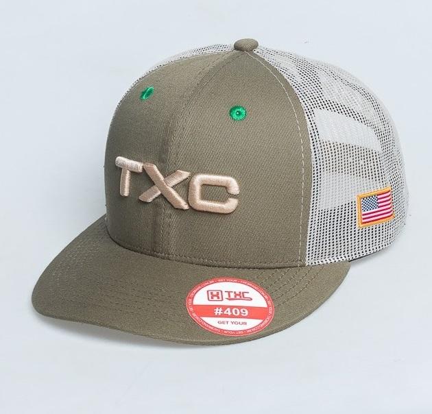 Boné TXC Brand Verde 1111C