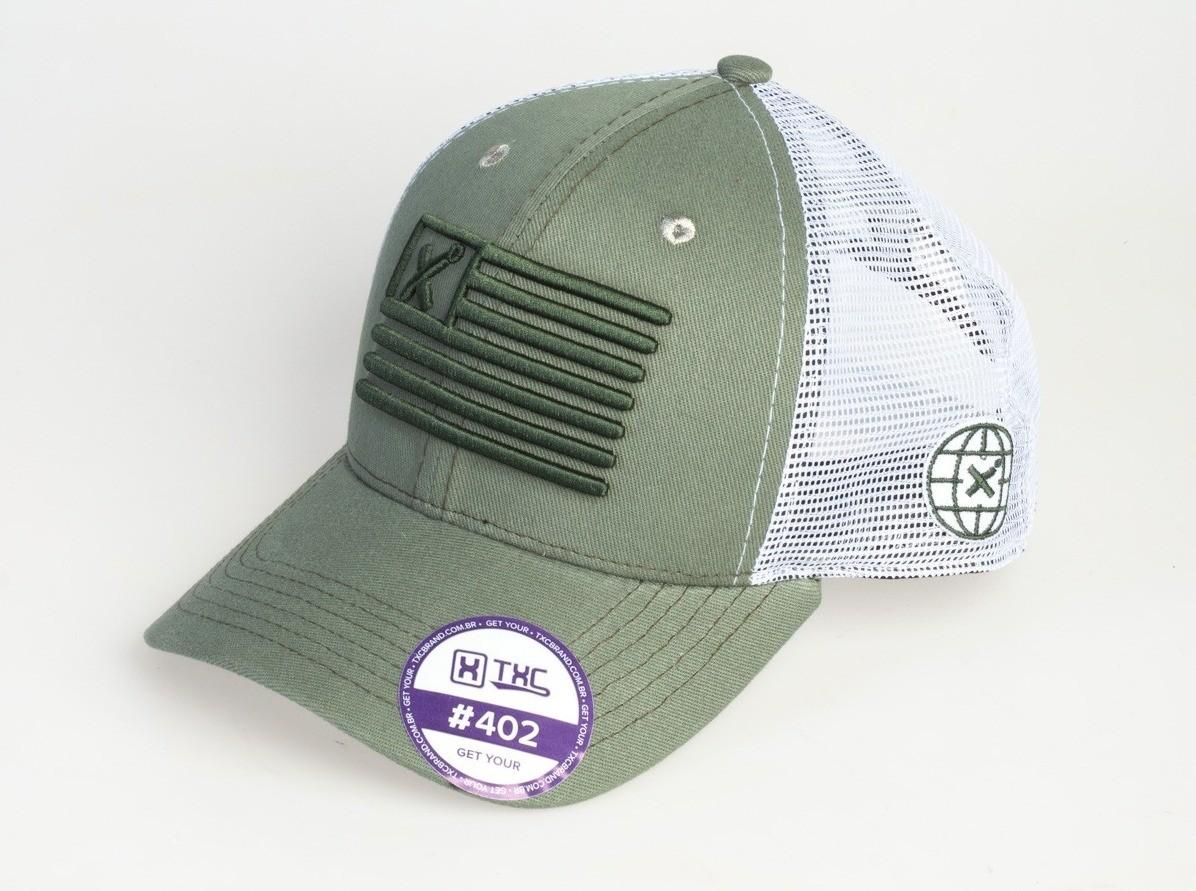 Boné TXC Brand Verde 993C