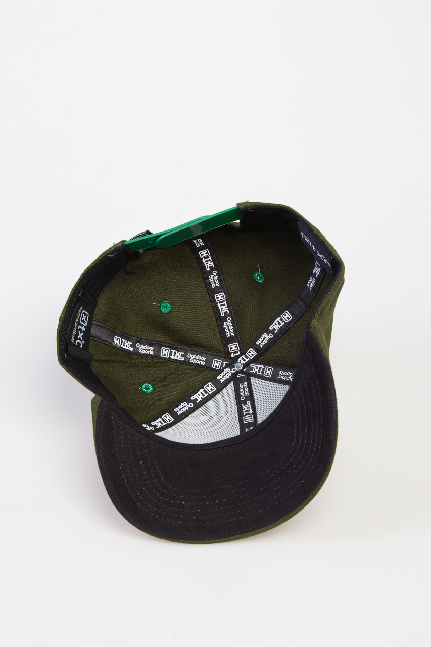 Boné TXC Brand Verde ABC939C