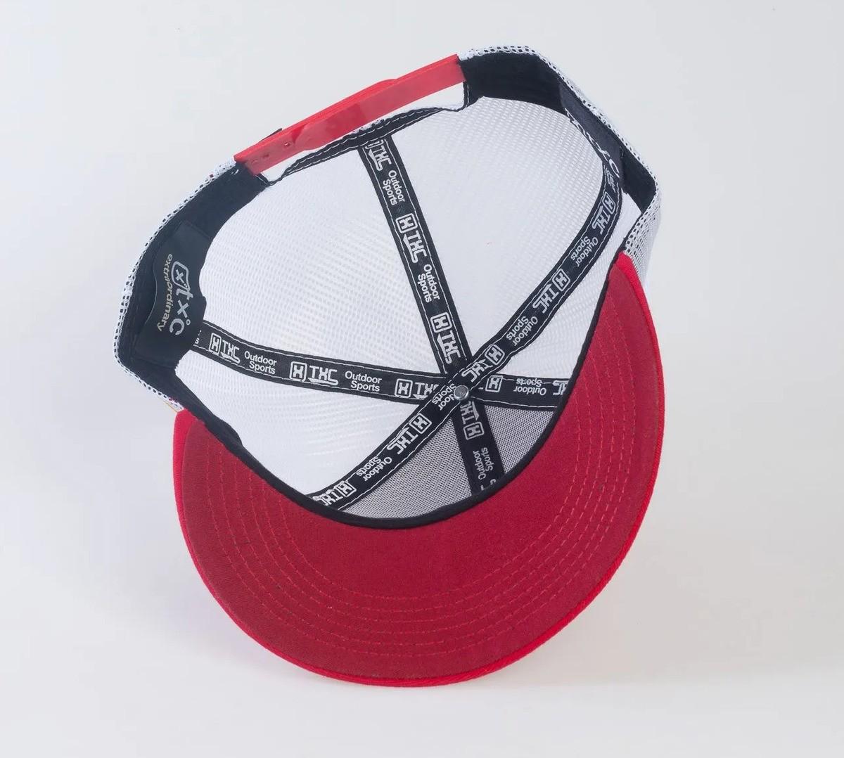 Boné TXC Brand Vermelho 1112C