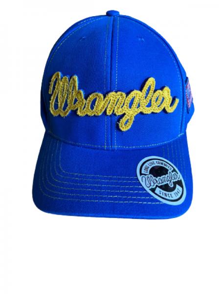 Boné Wrangler Snap Azul WMC350