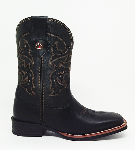 Bota Texas Boots Preto 20211225 LQBO