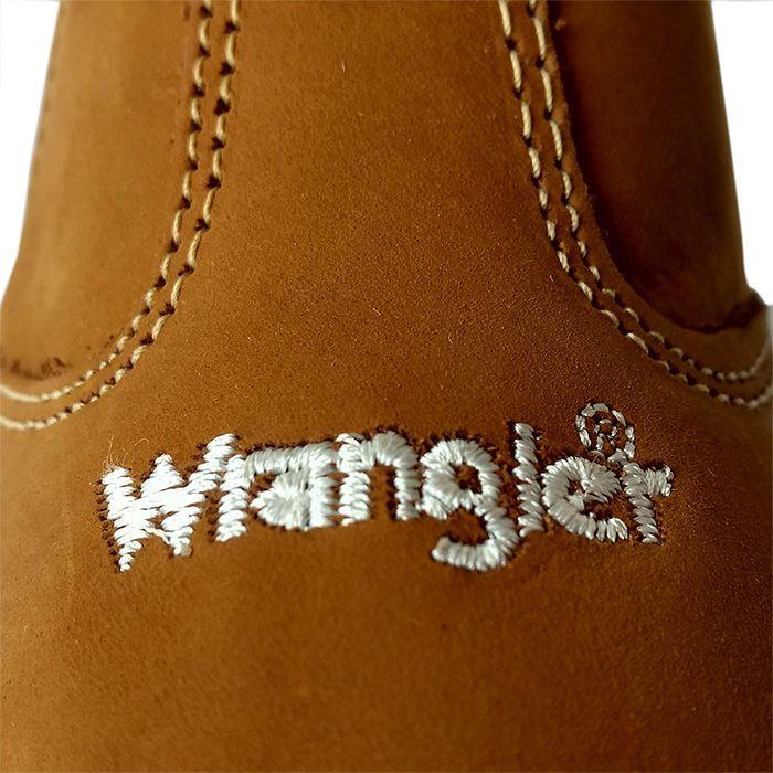 Botina Wrangler Nobuck Ameixa 1250