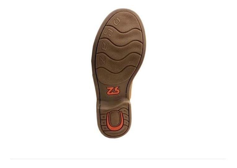 Botina Zebu Conhaque 59080
