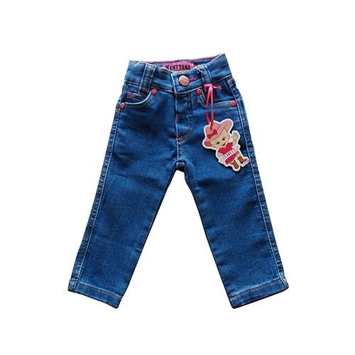 Calça Jeans Baby Feminina Kenttana