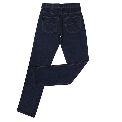 Calça Jeans Masculina Tradicional Black King Farm