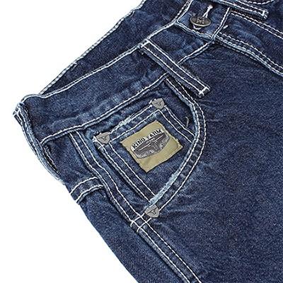 Calça Jeans Masculina Tradicional  Bronze King Farm