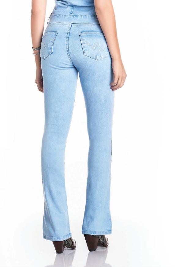 Calça Jeans Feminina Flare Minuty Country 21937