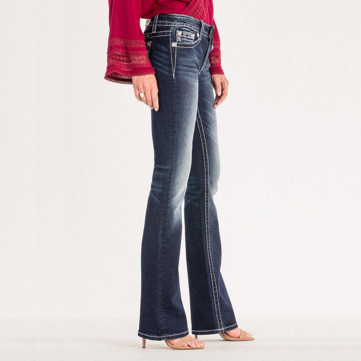 Calça Jeans Feminina Importada Miss Me-M3206B