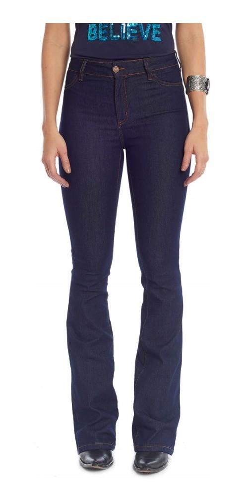 Calça Jeans Feminina Tassa Amaciada 3534