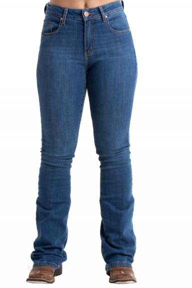 Calça Jeans Feminina West Dust Midland CL27024