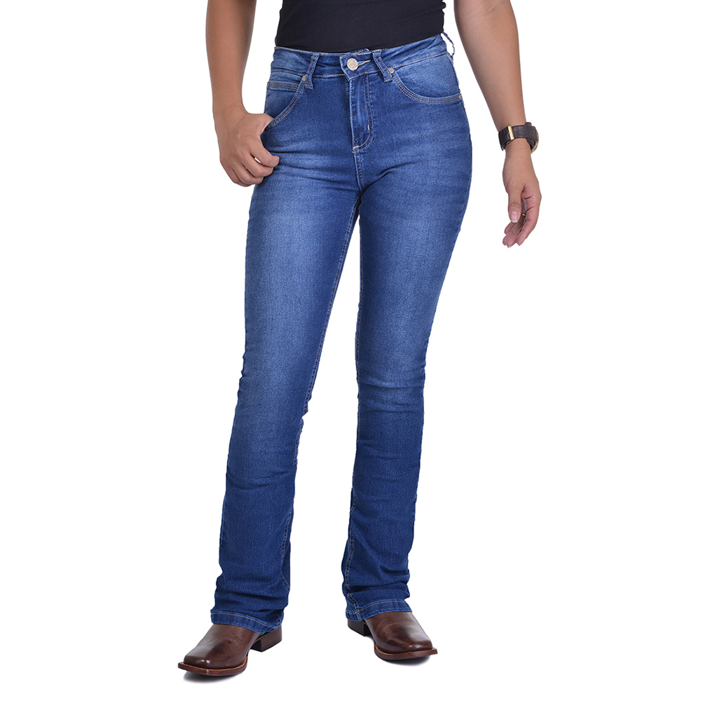 Calça Jeans Feminina Wrangler Boot Cut 9MWZJT32