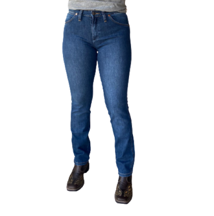 Calça Jeans Feminina Wrangler Cowboy Cut 15M4C8950