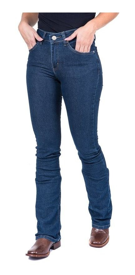 Calça Jeans Feminina Wrangler Flare 09MWZEA32