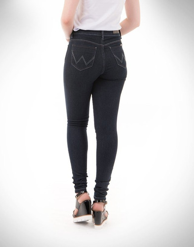 Calça Jeans Feminina Wrangler Lia Jegging
