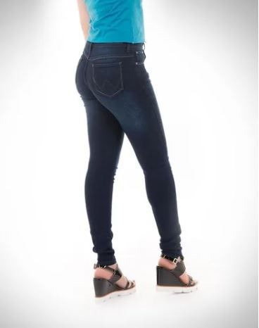 Calça Jeans Feminina Wrangler Nicole WF3005