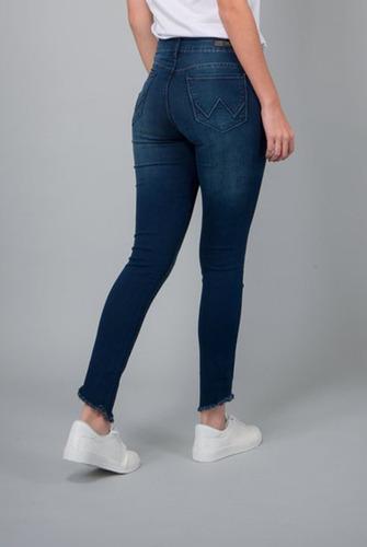 Calça Jeans Feminina Wrangler Nicole WF3037