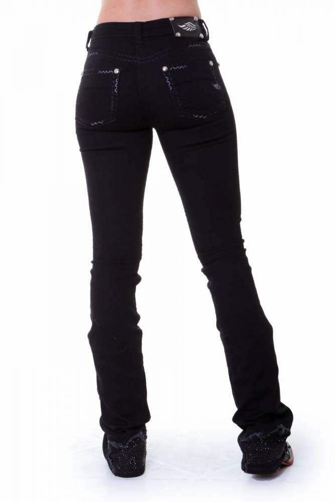 ... Calça Jeans Feminina Zenz Western Las Vegas - Celeiro Country ... cdd12661341