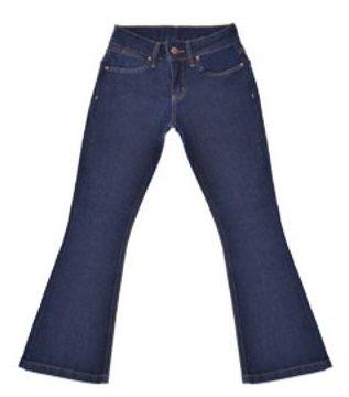 Calça Jeans Flare Infantil Girl Wrangler 20MWGPW