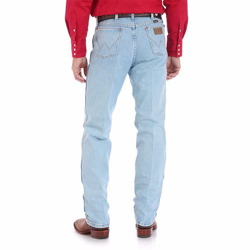 Calça Jeans Importada Masculina Wrangler Délavé 13MWZSB36