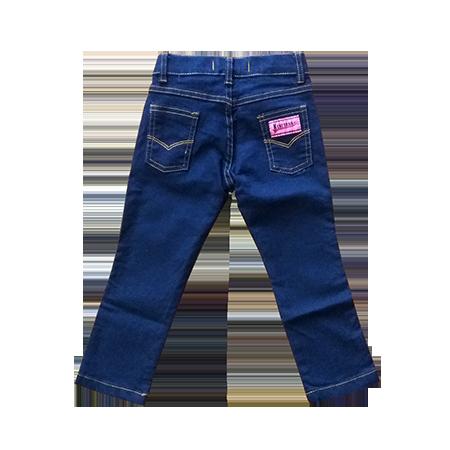 Calça Jeans Infantil Feminina Kenttana