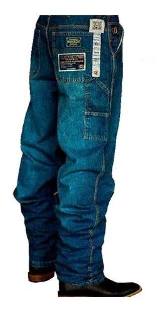 Calça Jeans Masculina Carpenter Blue Docks