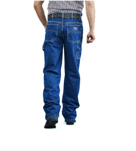 Calça Jeans Masculina Docks Carpenter Blue Used