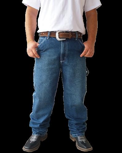 Calça Jeans Masculina Carpenter Used Docks