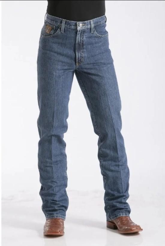 Calça Jeans Masculina Cinch Bronze Escura