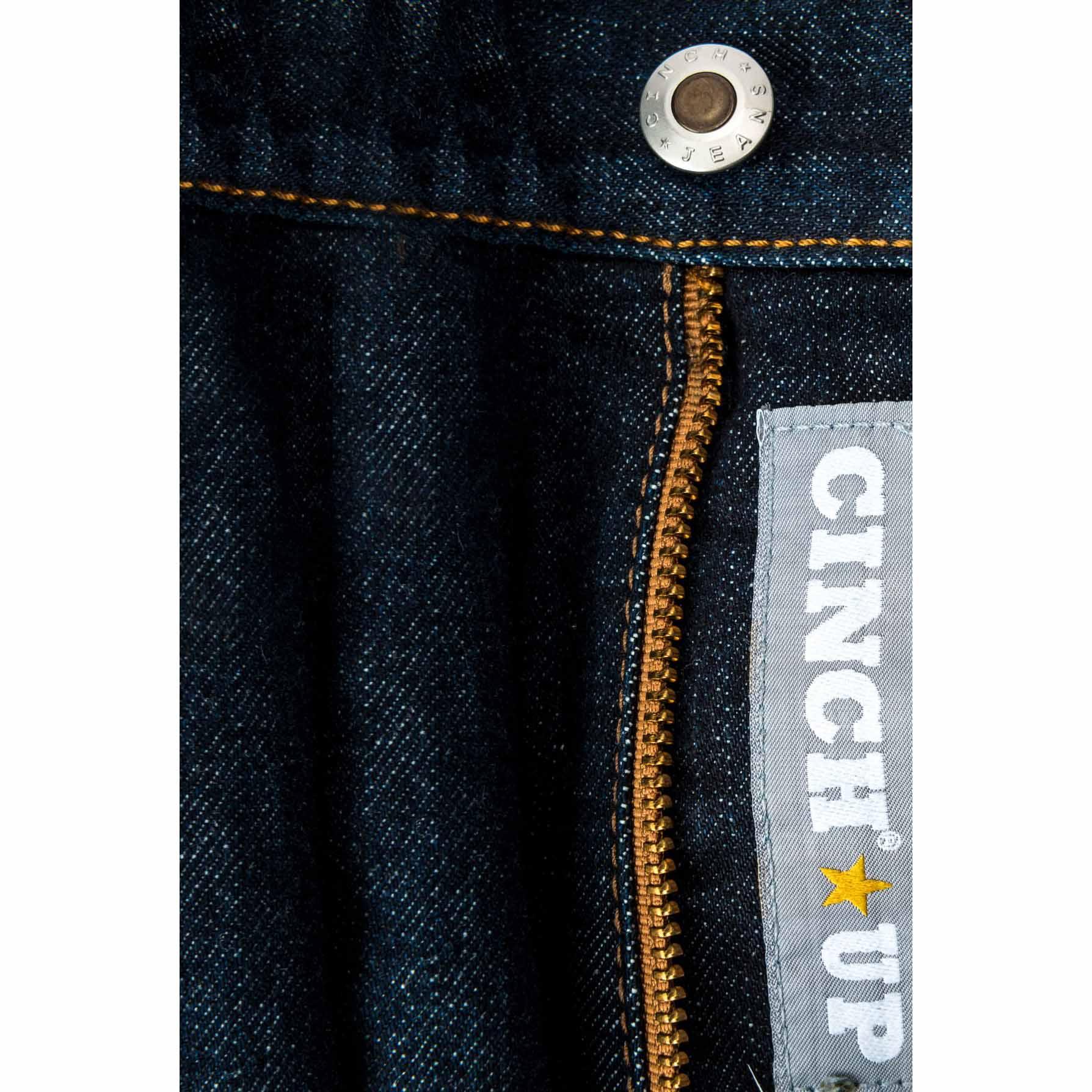 Calça Jeans Masculina Cinch Silver Dark Rinse