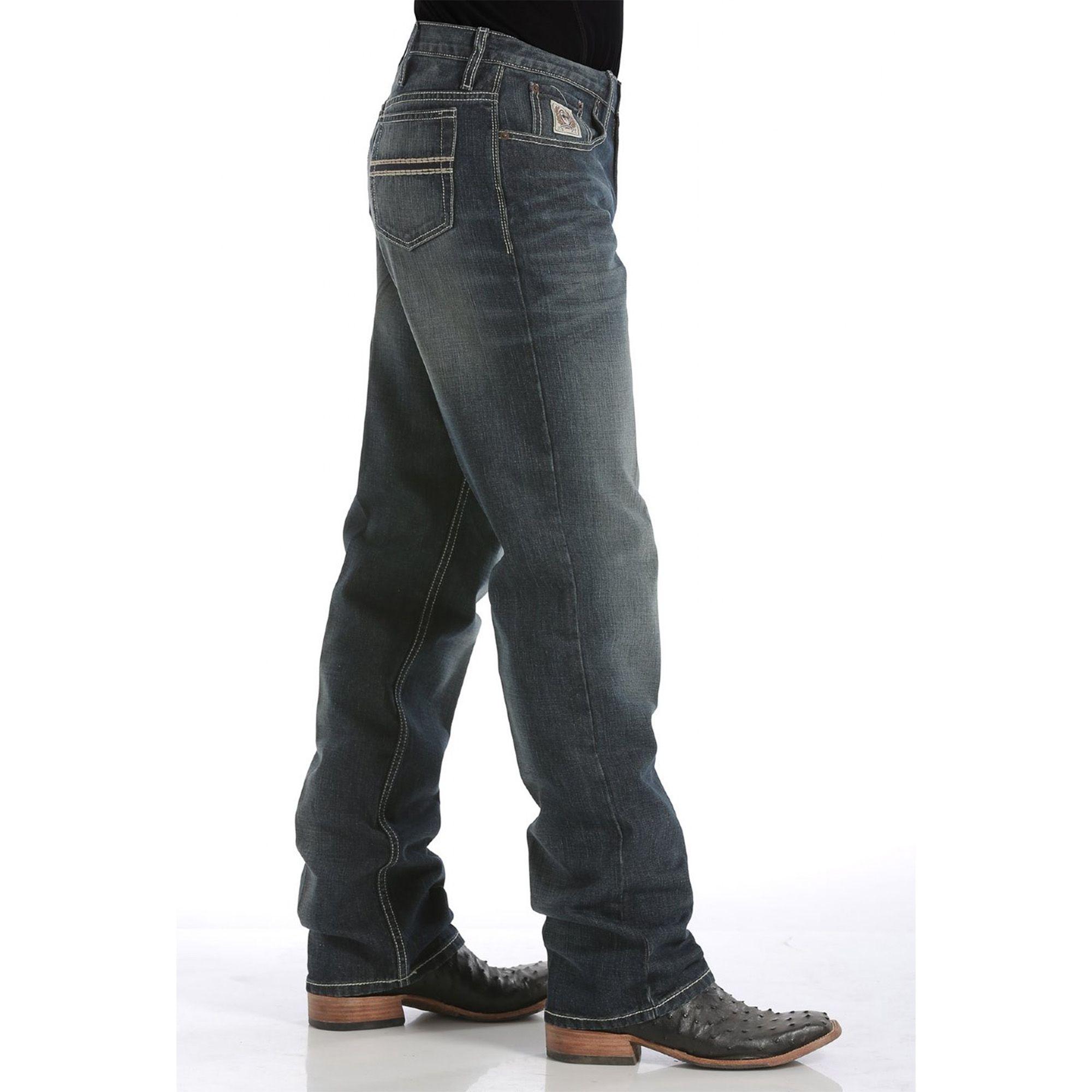 Calça Jeans Masculina Cinch White New Label