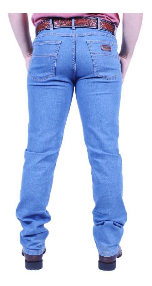 Calça Jeans Masculina Delavê Kadenza Docks Western