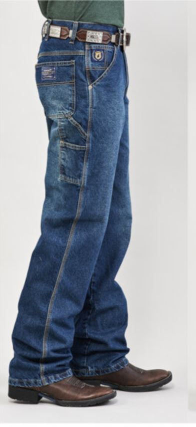 Calça Jeans Masculina Docks Carpenter Blue Lixada