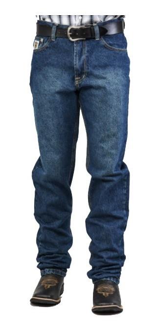 Calça Jeans Masculina Docks White Fil