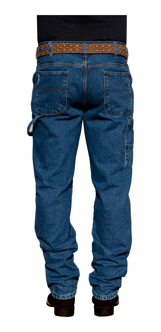 Calça Jeans Masculina King Farm Carpenter Gold