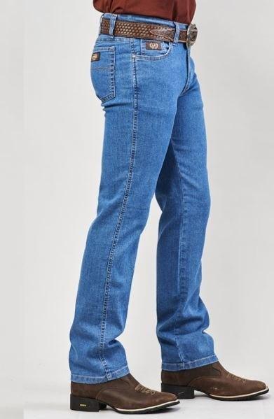 Calça Jeans Masculina Lycra Dallas Docks