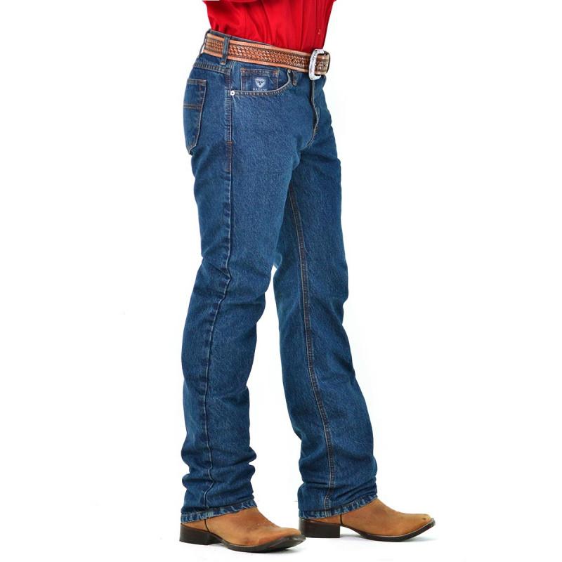 Calça Jeans Masculina Radade Relax Fit Blue