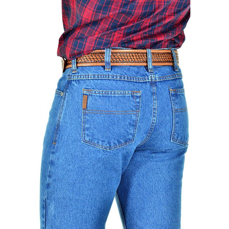 Calça Jeans Masculina Radade Relax Fit Grey