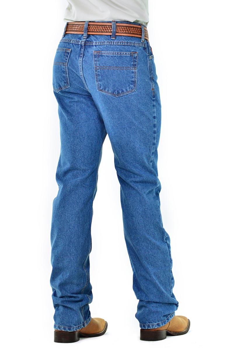 Calça Jeans Masculina Radade Relax Fit Red