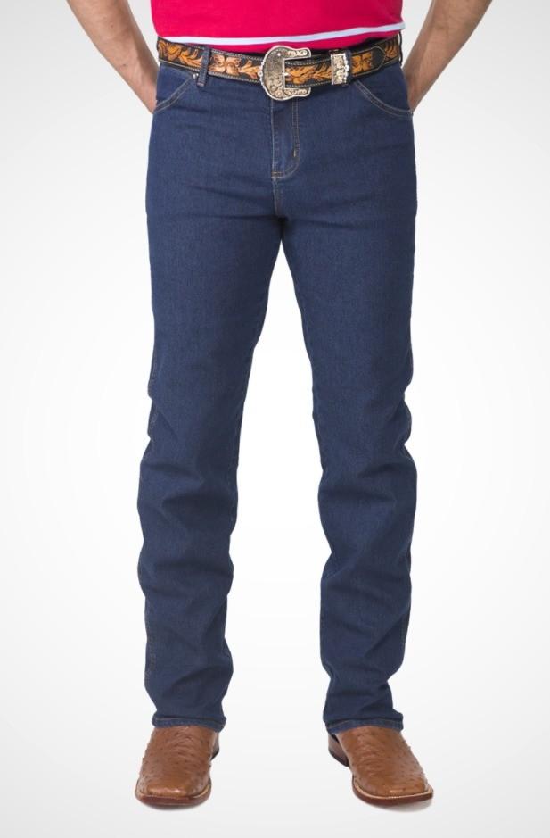 Calça Jeans Masculina Tassa Cowboy Cut Dark Wash 6M0V7