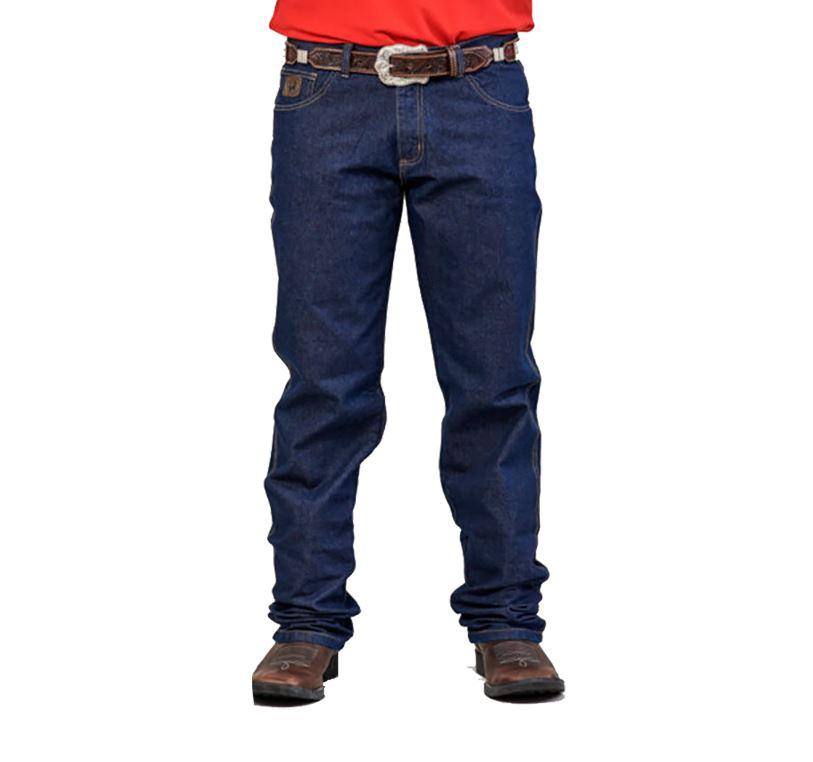 Calça Jeans Masculina Tradicional Dock's Plus Size