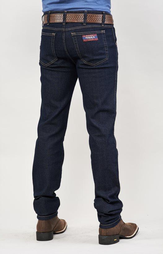 Calça Jeans Masculina Tradicional Lycra Docks Amaciada