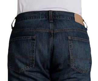 Calça Jeans Masculina TXC Brand X1 Black