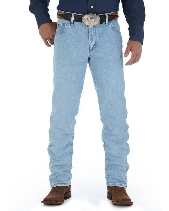 Calça Jeans Masculina Wrangler 36MACMS36 Delavê