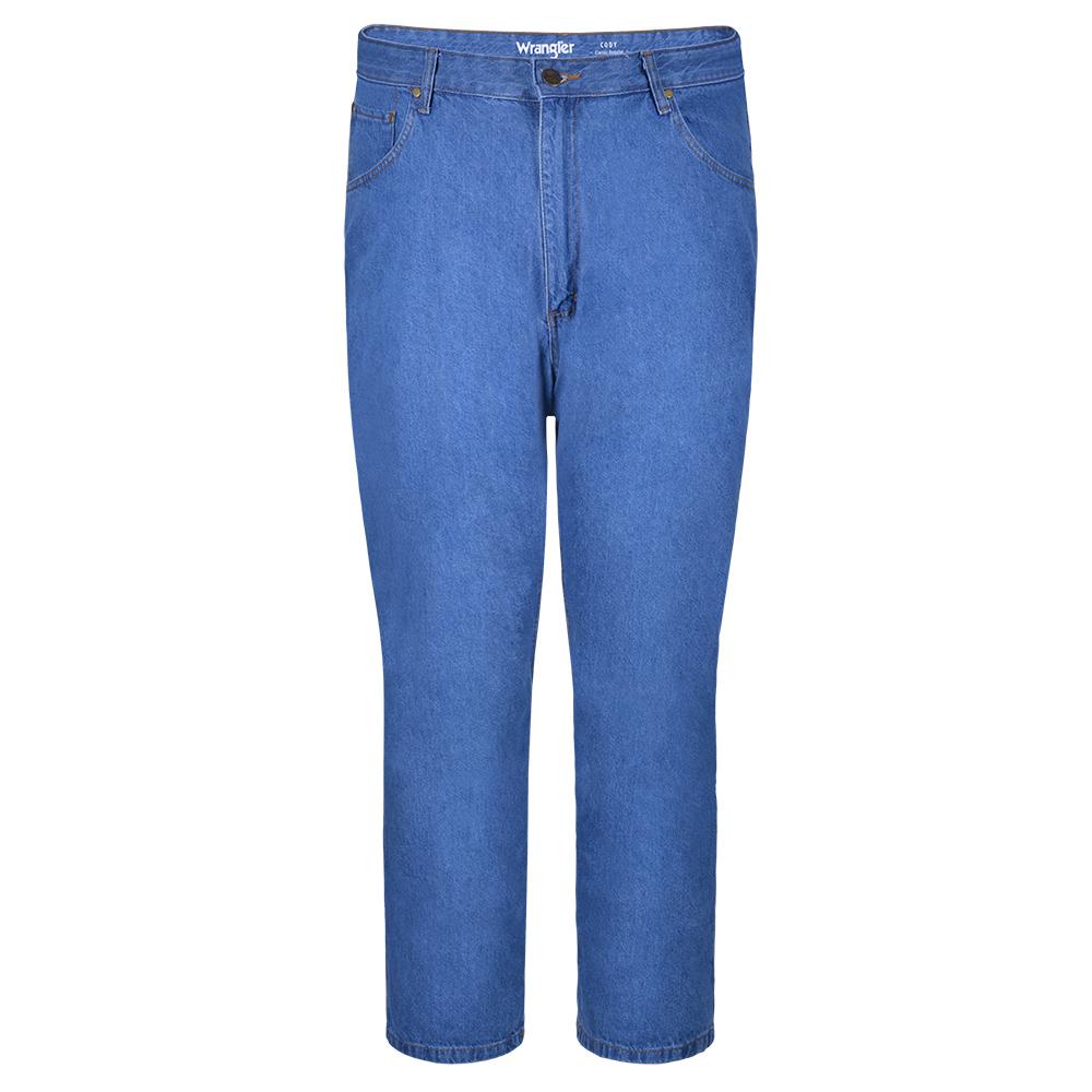 Calça Jeans Masculina Wrangler WM1501 Plus Size