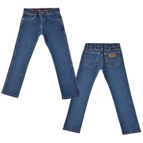 Calça Jeans Wrangler Junior Elastic Waistband 13MSJ684