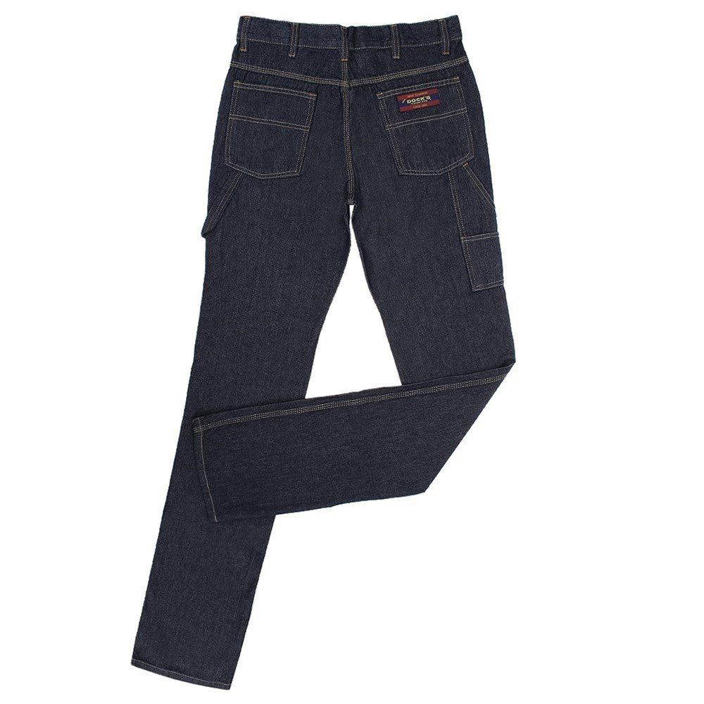 Calça Jeans Masculina Docks Carpenter Basic Amaciada