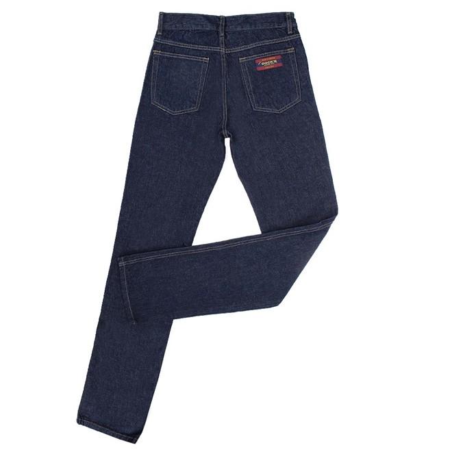 Calça Jeans Masculina Docks Tradicional Work Amaciado
