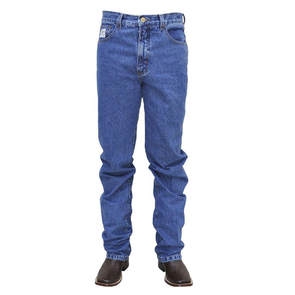 Calça Jeans Masculina Tradicional Gold King Farm