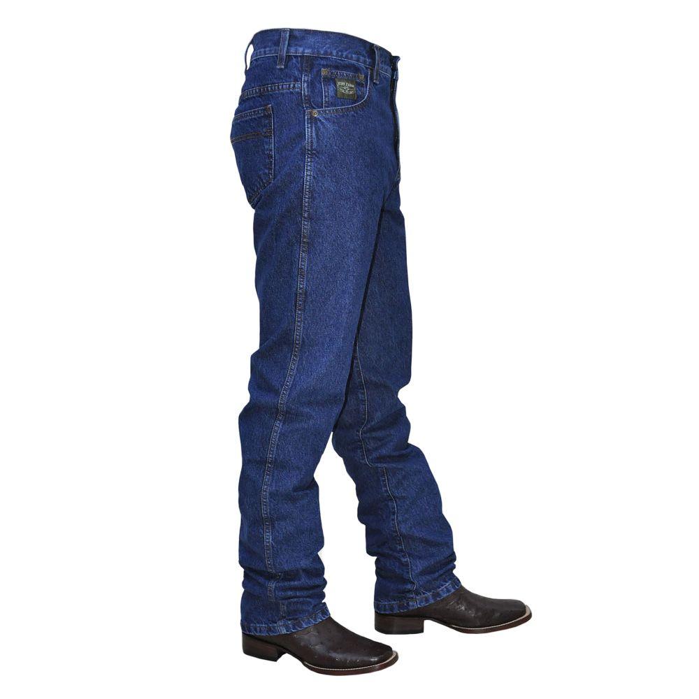 Calça Jeans Masculina Tradicional Green King Farm
